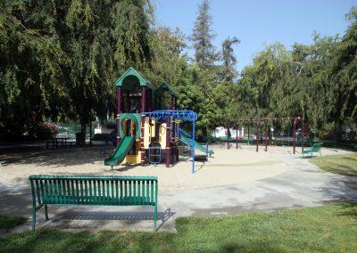 Playground - Closeup