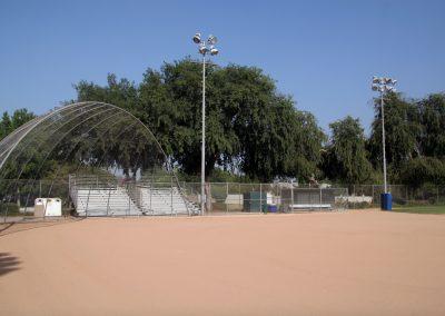 Burbank Valley Park Baseball Field